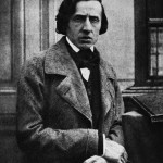 Only known photo of Chopin, taken in his final years