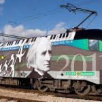 Liszt, who traveled throughout Europe by post-chaise rather than train or plane, now has both a train and Budapest's Ferenc Liszt Airport named after him