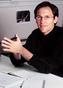 Golijov composing