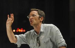 Golijov conducting
