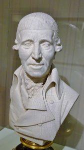 Anton Grassi bust of Haydn (1802)
