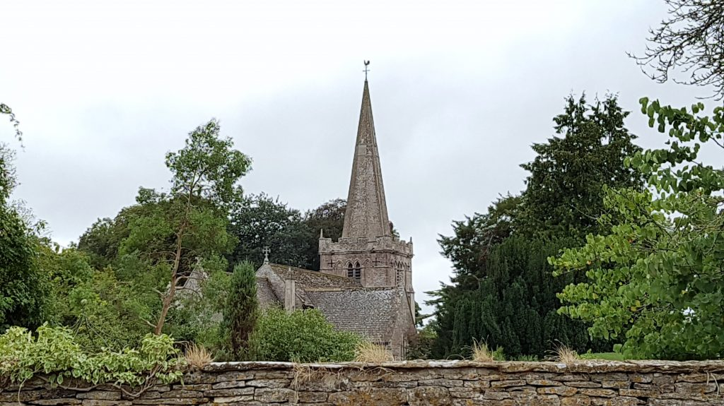 All Saints' Church, Down Ampney, Gloucestershire